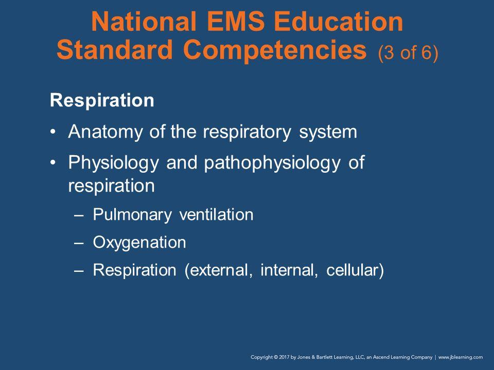 competency standard 6