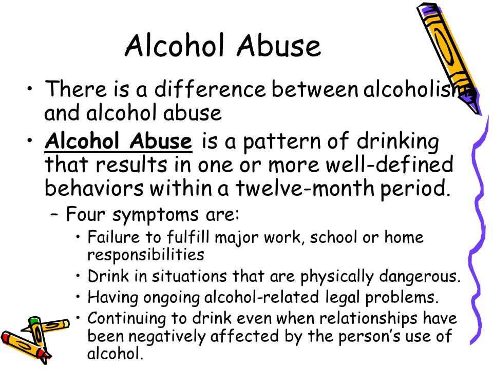 an overview of the relation between alcohol abuse and aggressive behavoour Alcohol and violence of scientific evidence showing that the relationship between alcohol consumption and aggressive or violent behaviour is not a direct.