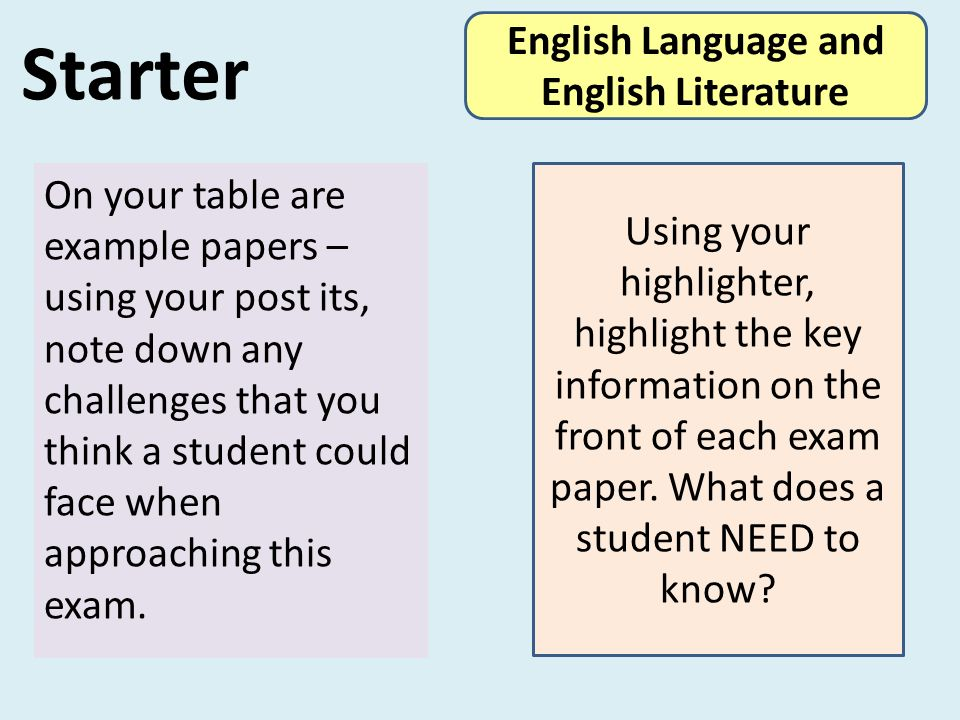 as english language coursework an informative Paper 4 (both core and extended – coursework) 50% students submit a portfolio of work consisting of three assignments: assignment 1: informative, analytical and / or argumentative assignment 2: imaginative, descriptive and / or narrative assignment 3: a response to a text chosen by the teacher each assignment must be between 500.