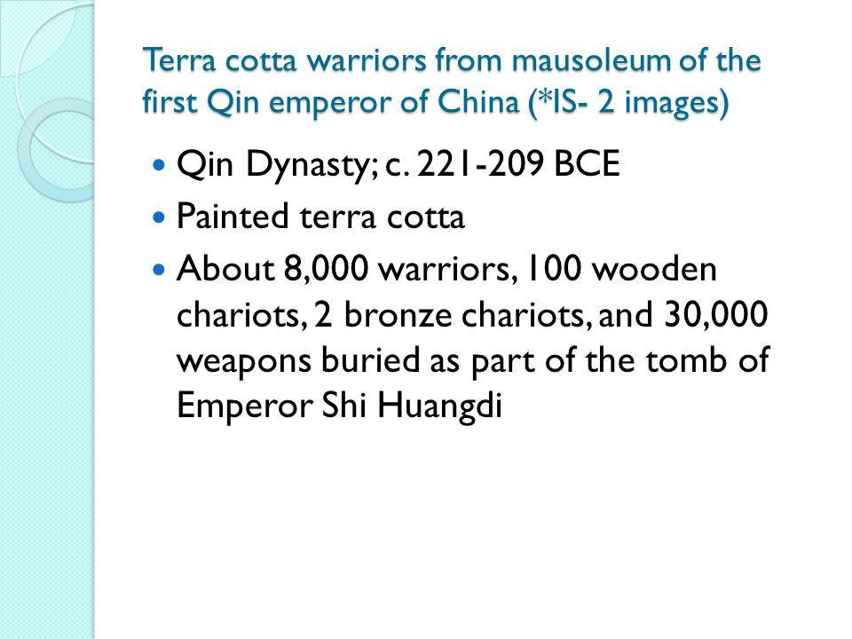 Qin Dynasty; c.