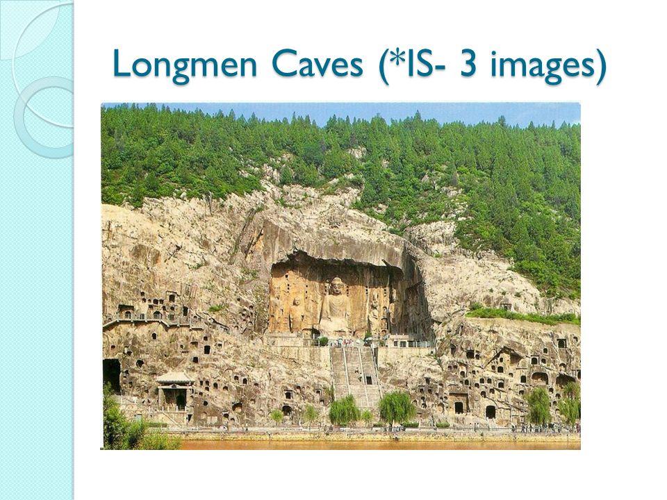 Longmen Caves (*IS- 3 images)