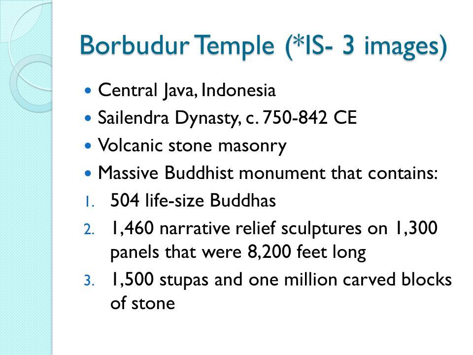 Central Java, Indonesia Sailendra Dynasty, c.