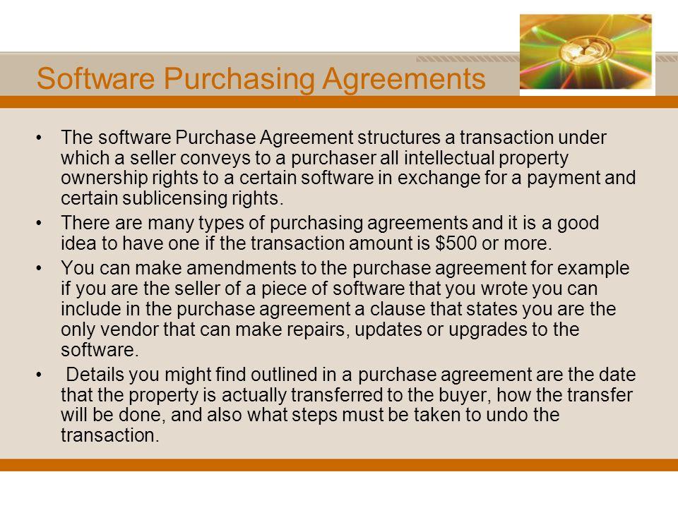 Computer software heather allen software copyright laws it is 4 software purchasing agreements platinumwayz