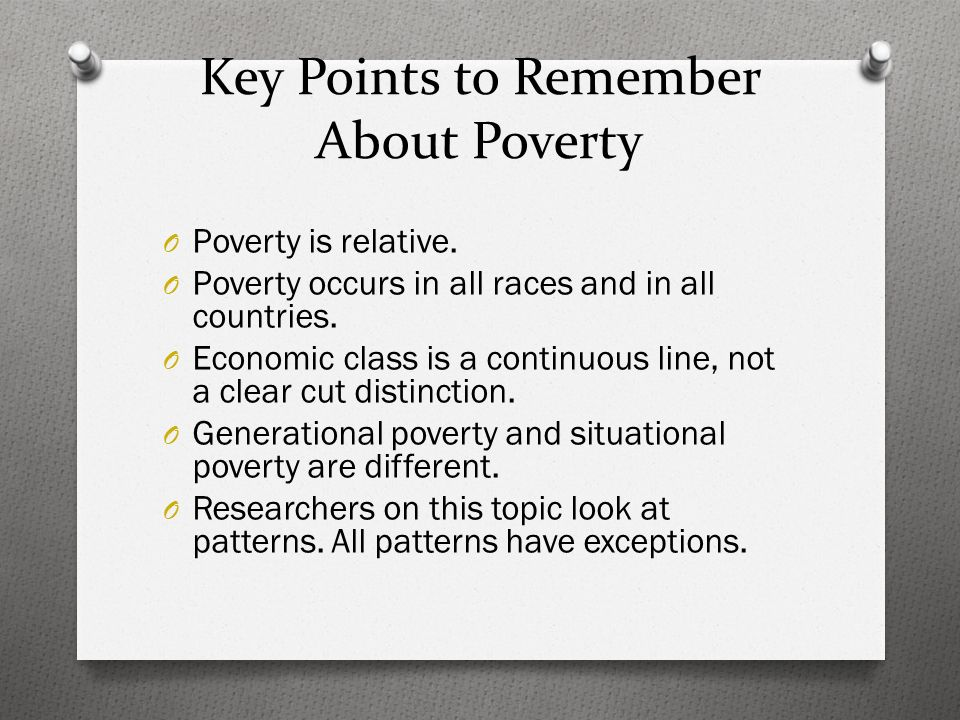 sentence outline topic about poverty Persuasive speech - poverty by donating just a minimal amount of money, we can all play a part in the prevention of worldwide poverty we can save lives.