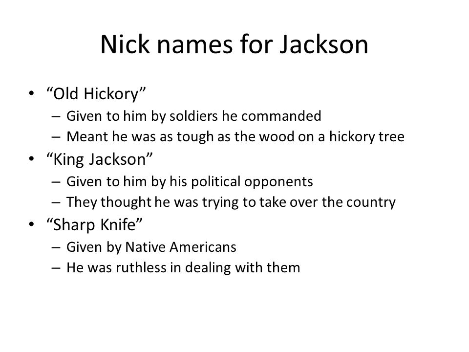 The Rise Of Jackson Warm Up Write Down One Word That You Would