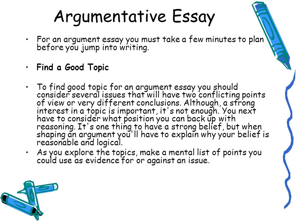 Google essay topics
