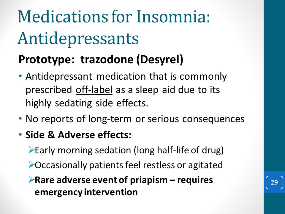 the characteristics and treatment of insomnia a sleep disorder The most common sleep disorders are insomnia, sleep treatments based on their unique characteristics and symptoms at sleep disorder diagnosis and treatment.