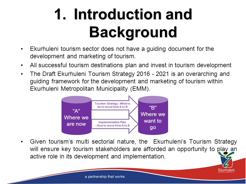 what are the 7ps of tourism sector Hospitality and tourism industry is the sector that the federal, states and local governments pays a lot of attention to, by a successive government in nigeria.