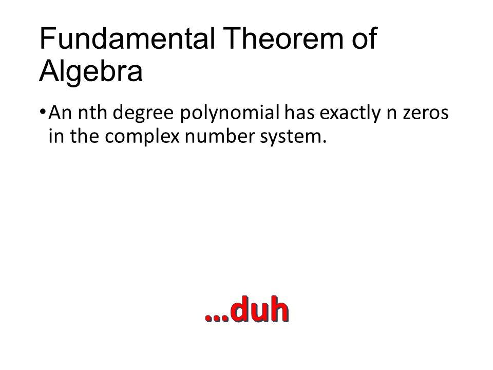Practice 6 6 the fundamental theorem of algebra worksheet answers