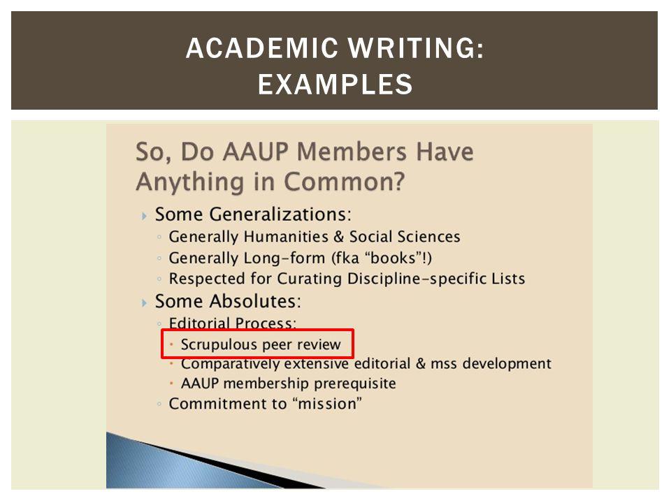 Sample academic report writing template        Original ECOS Communications   WordPress com