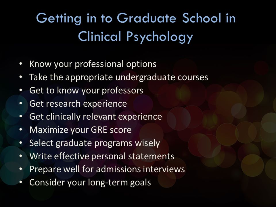 psychology masters program personal statement Graduate programs in psychology overview graduate counseling instructions for the personal statement are now with the application and will be submitted online.