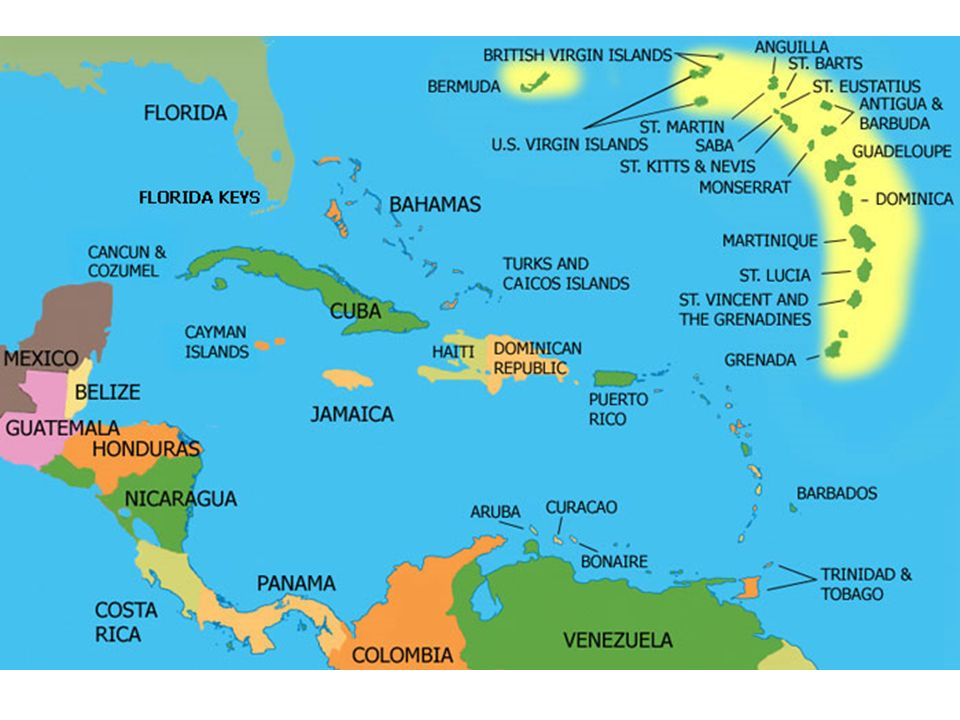 Physical Geography of Latin America From the Andes to the Amazon