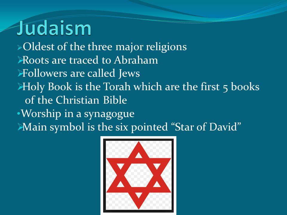 World Religions Judaism Christianity And Islam All Three Of - Three major world religions