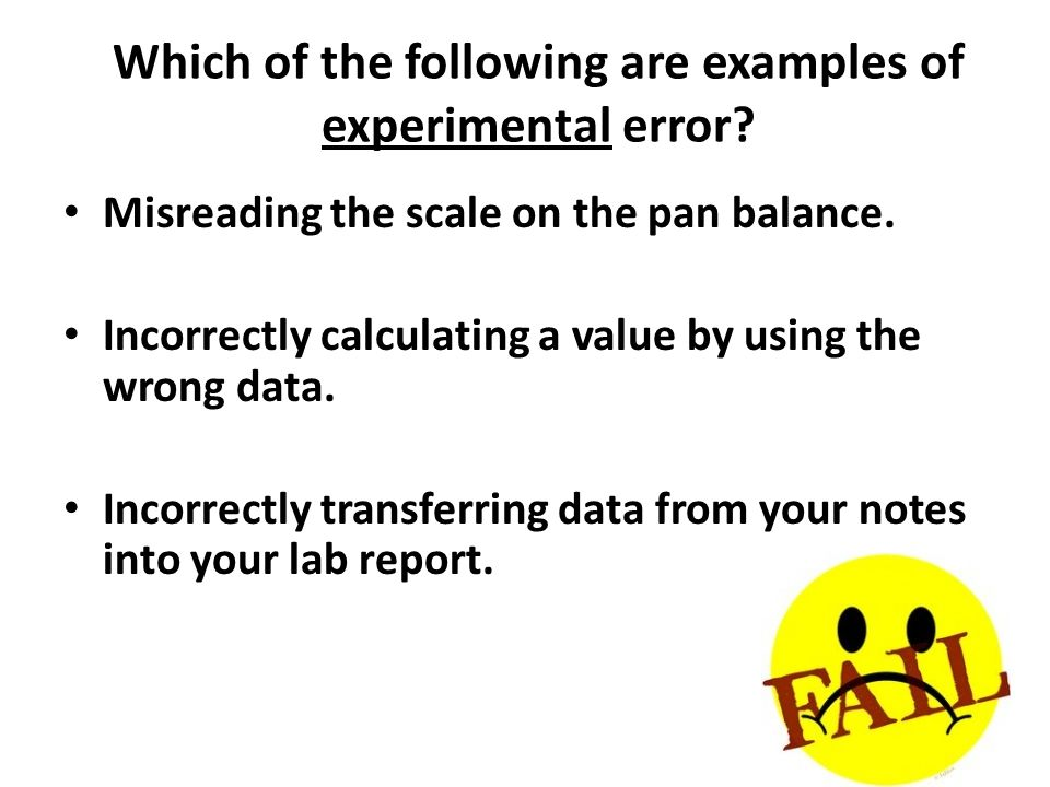 Experimental Errors And Uncertainty Labpaq Homework Service