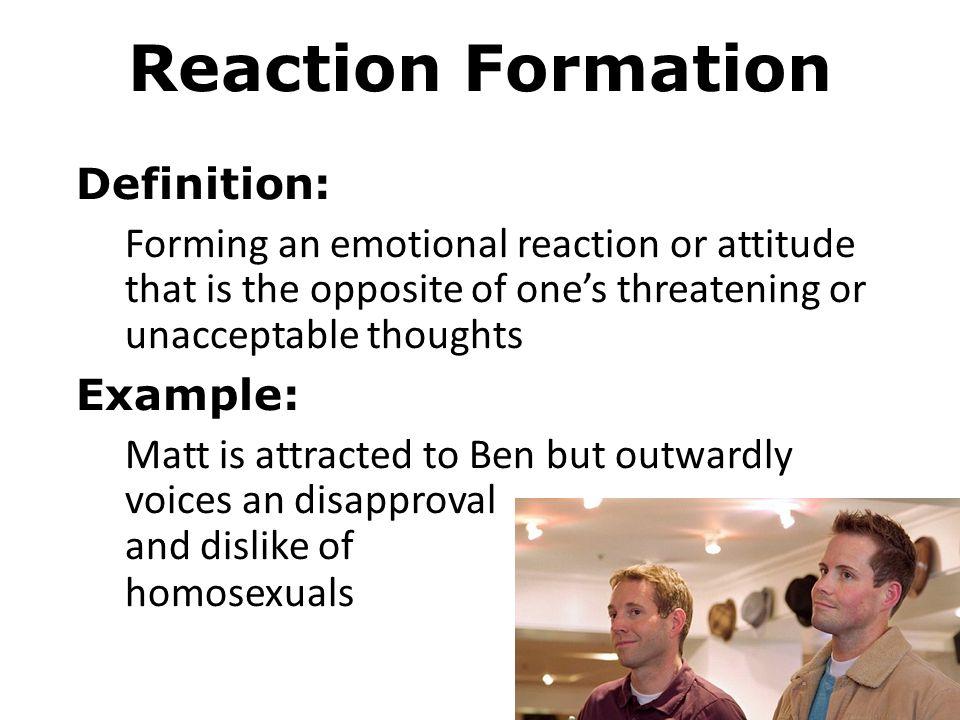 Psychological Defense Mechanisms. Denial Definition: Refusal to ...