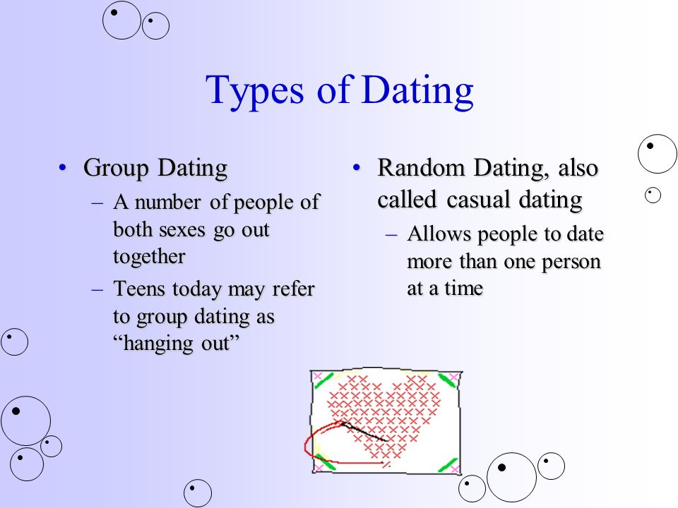 Dating More Than One Person Is Called