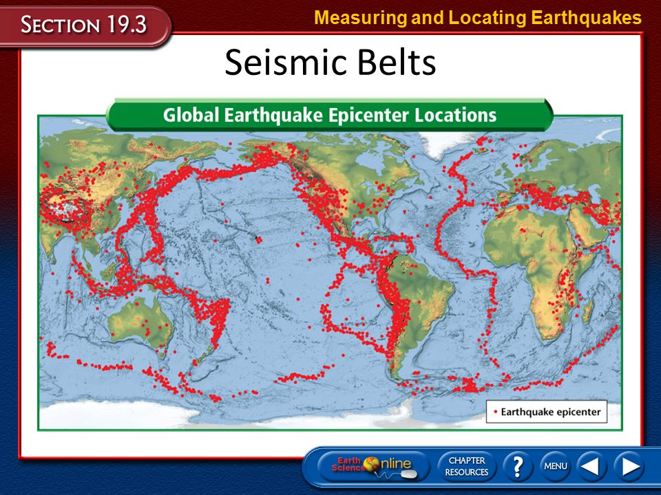 Earthquakes have you ever been in an earthquake ppt download 57 seismic belts gumiabroncs Image collections
