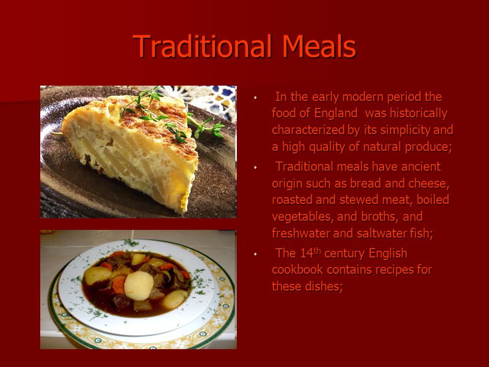 English cuisine the features of english cuisine english cuisine 3 traditional forumfinder Choice Image