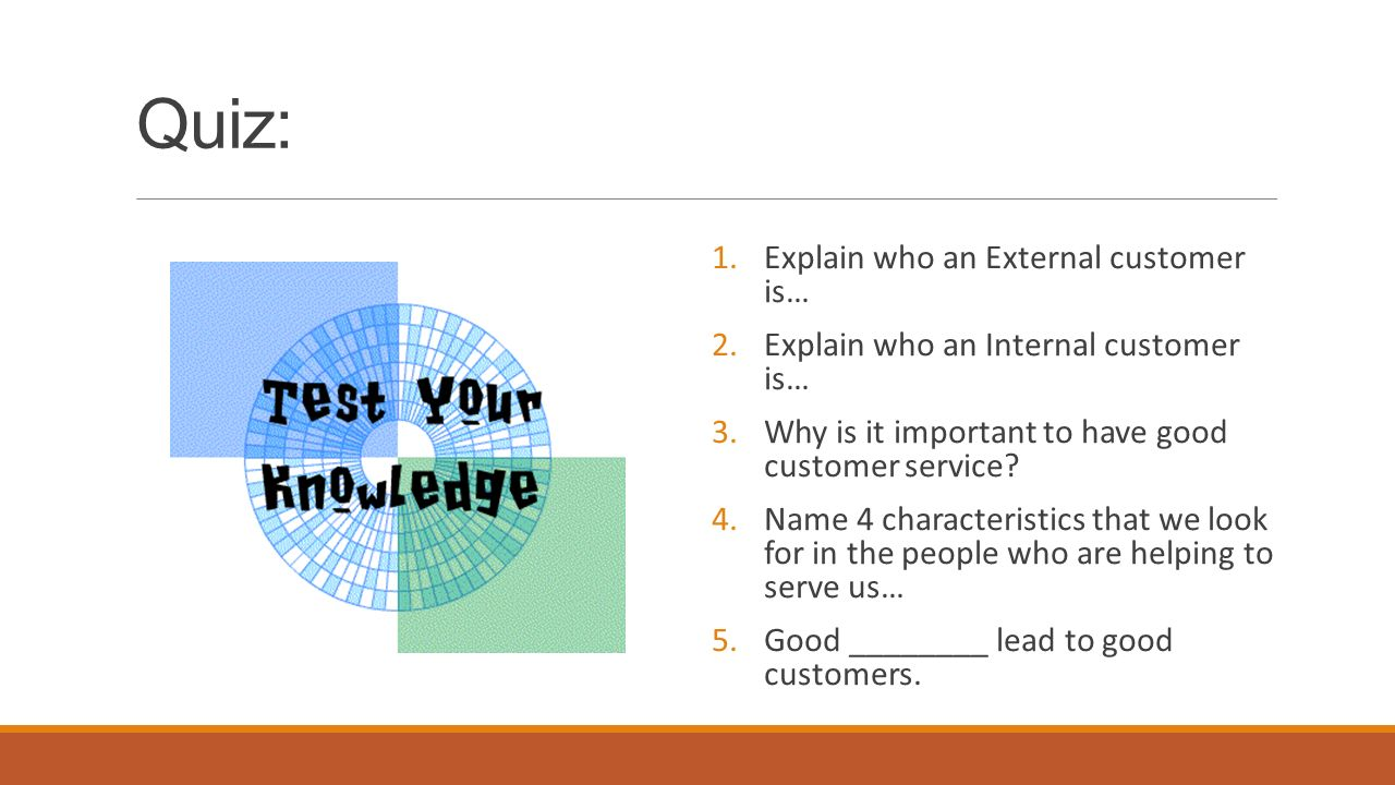 customer service quiz These interview questions for customer service reps will help you find & hire the best includes questions and what to listen for in their answers.