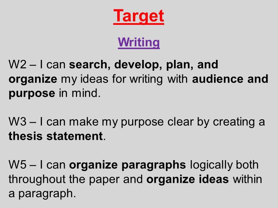 Elements of Drama Characters & Characterization. Target Drama a.I ...