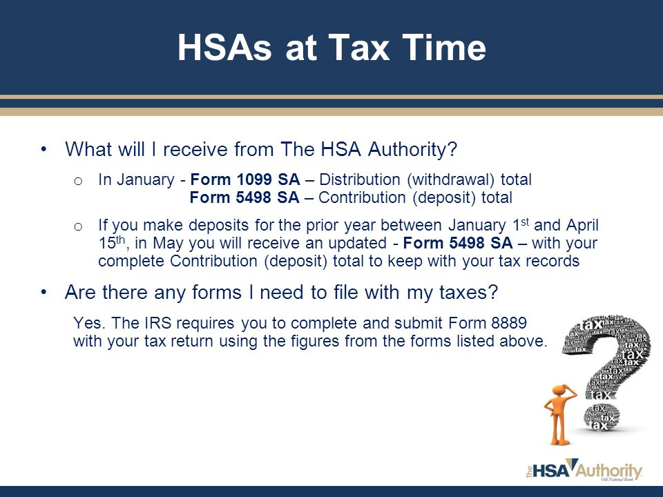 Getting The Most From Your HSA For the employees of: Butler ...