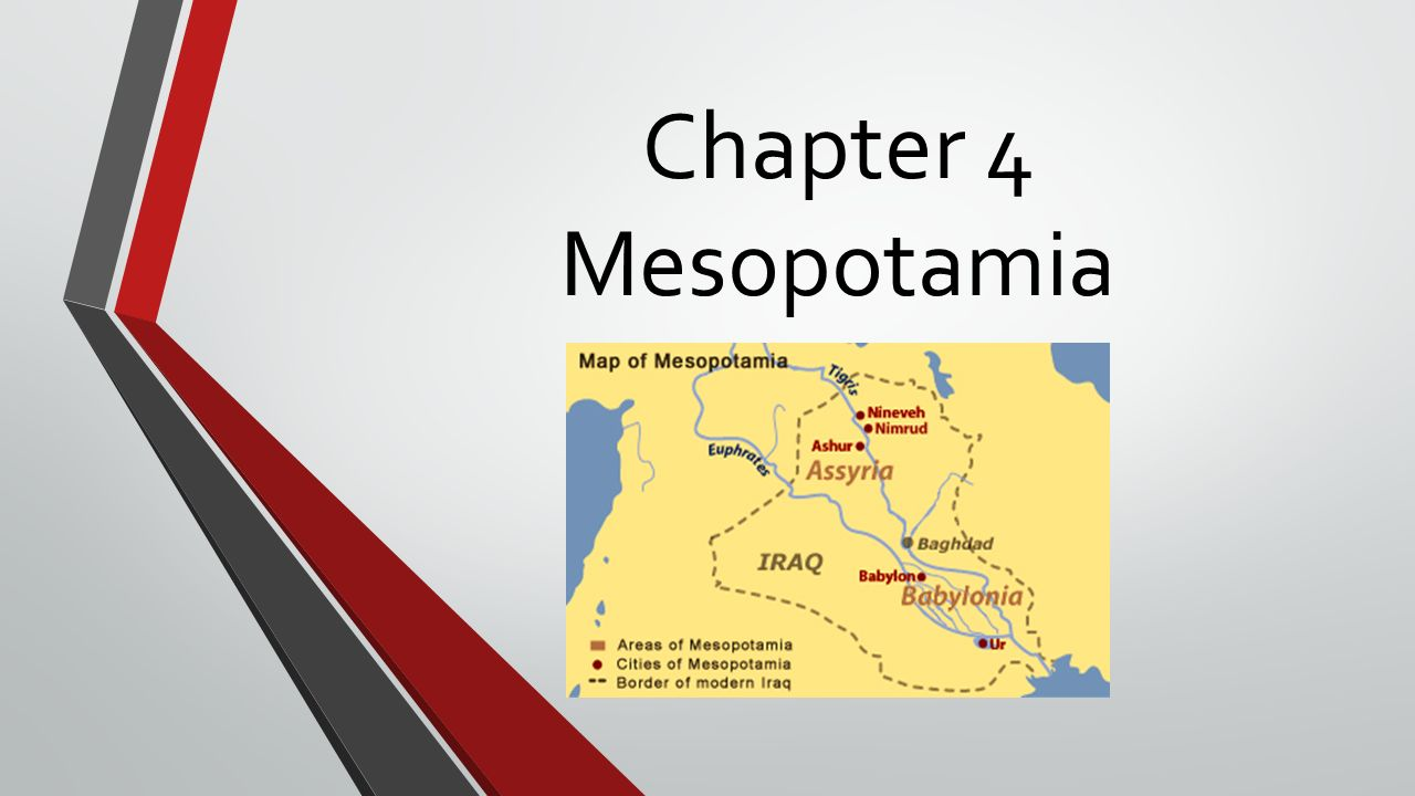 the arise of civilizations in mesopotamia Mesopotamian civilization is considered of western civilization the geography of mesopotamia that included flat mesopotamian civilization: rise of the.