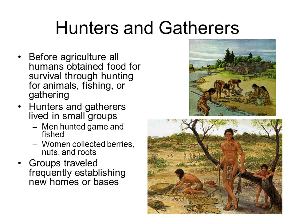 hunter gatherer food and limited personal possessions New approaches in the study of hunter religion) is necessarily limited to the study of hunter-gatherers per new approaches in the study of hunter-gatherers.
