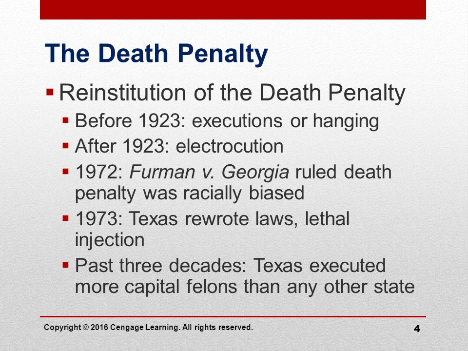 texas death penalty