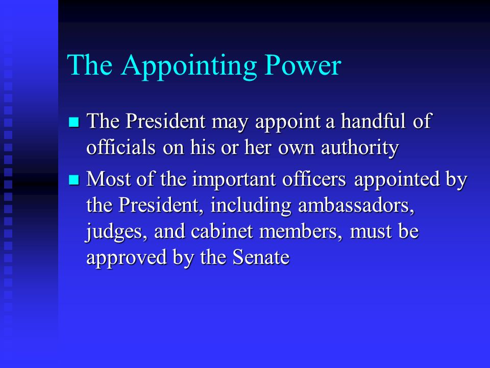 The Presidency in Action. The Changing View of Presidential Power ...