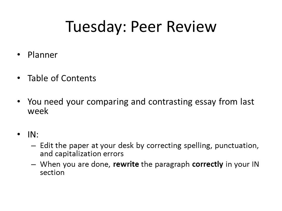 peer editing worksheet for compare and contrast essay Compare contrast essay peer editing checklist free ebook seventh grade saxon math answer key shapes of molecules worksheet answers.