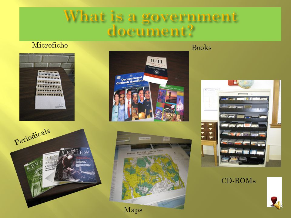 How to Find a United States Government Publication @ James E. Shepard Memorial Library North Carolina Central University