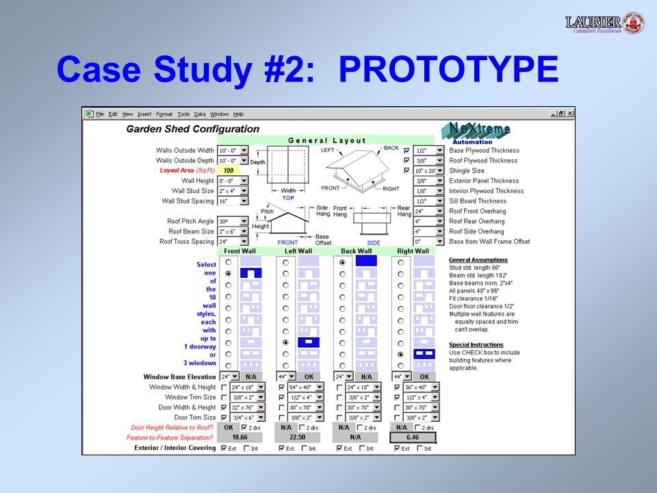 Case Study #2: PROTOTYPE