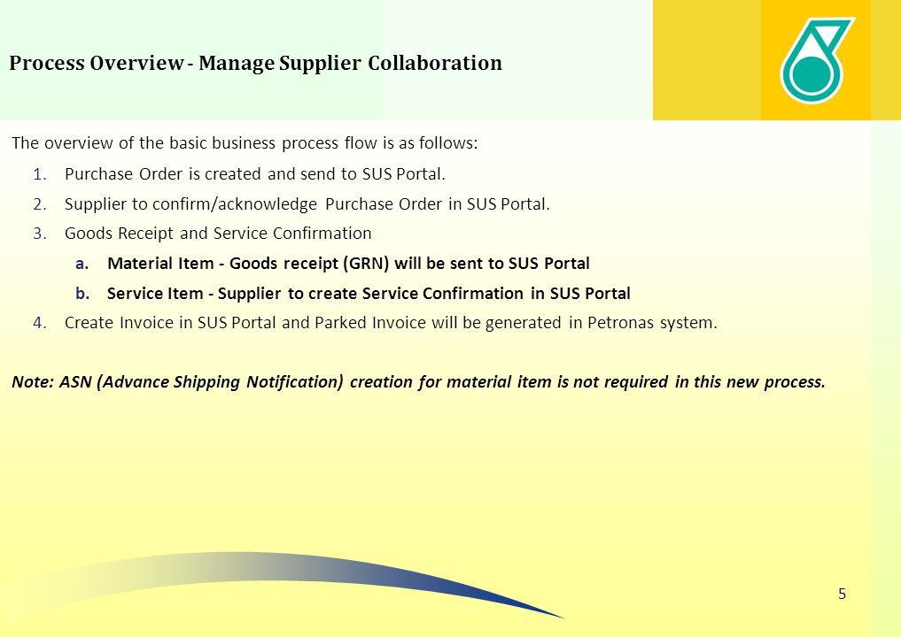 26 Manage Supplier Collaboration Upon Award – Email Notification