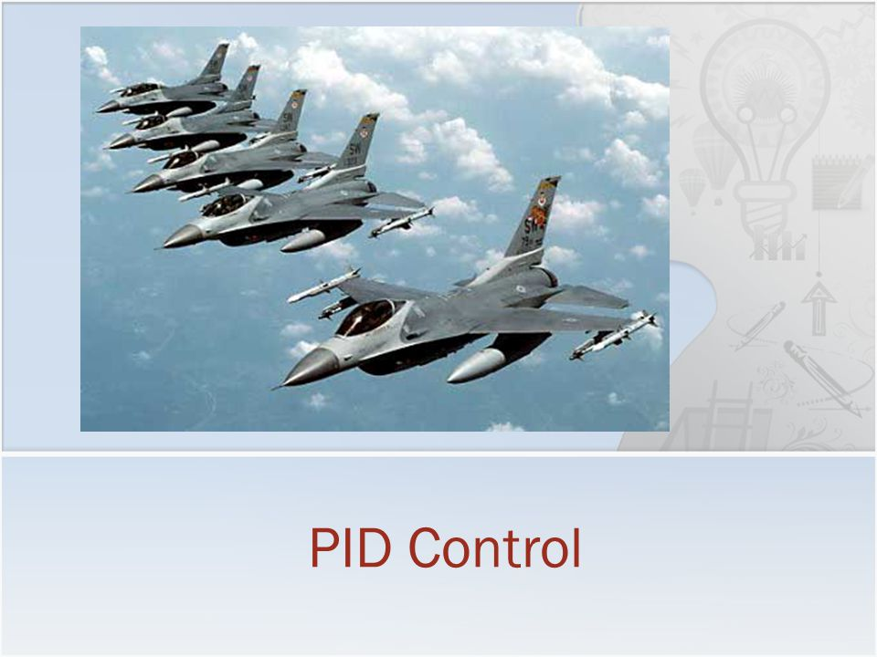 The Ideal PID Controller The system transfer function is + + + + -