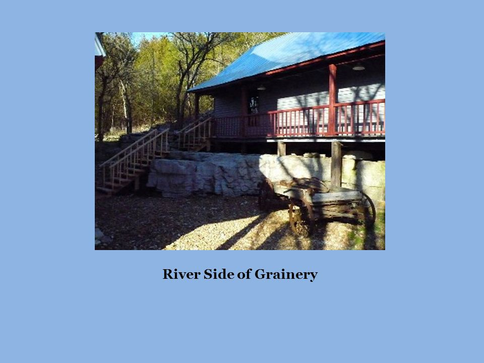 River Side of Grainery