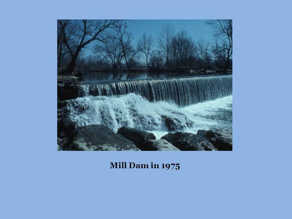 Mill Dam in 1975