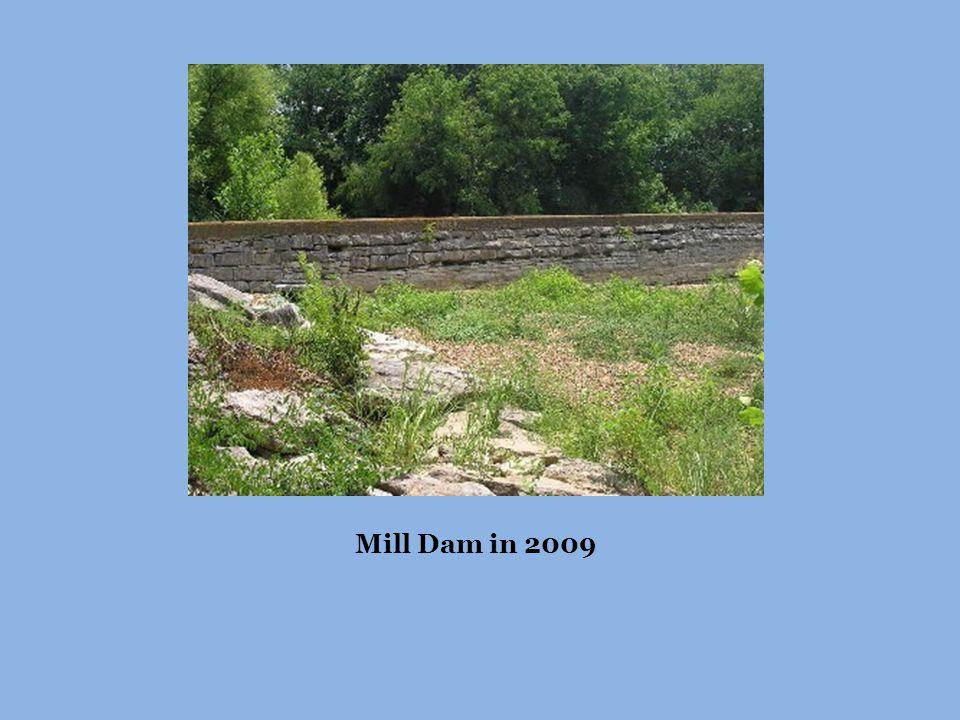 Mill Dam in 2009