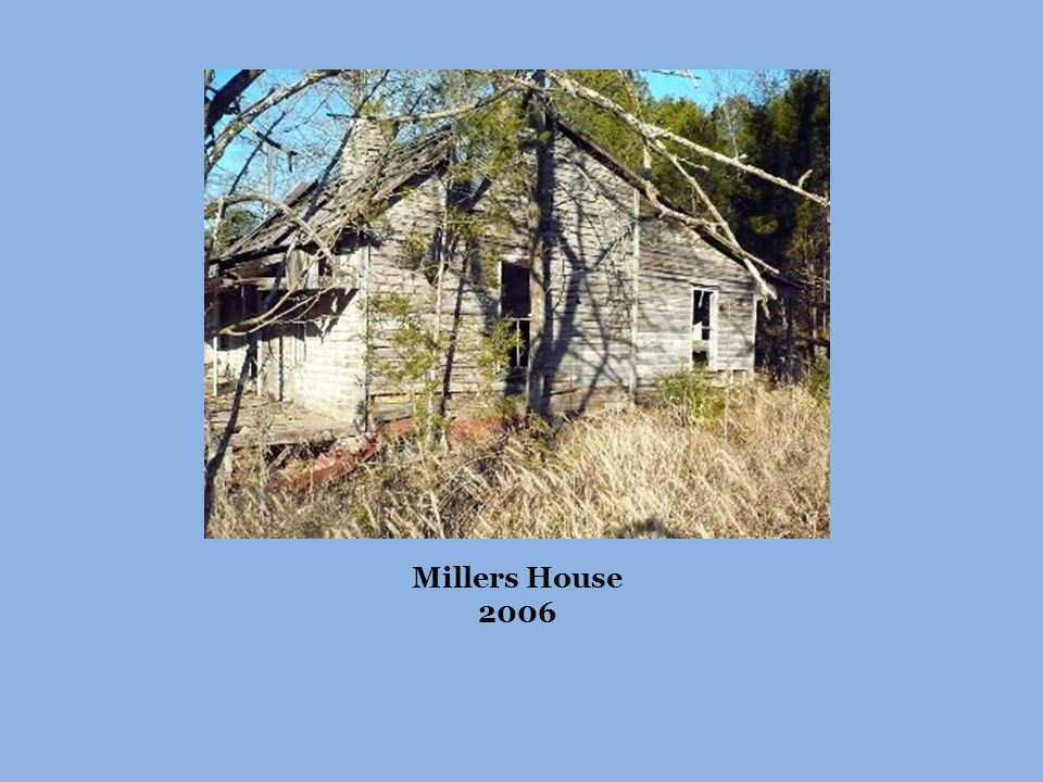 Millers House 2006
