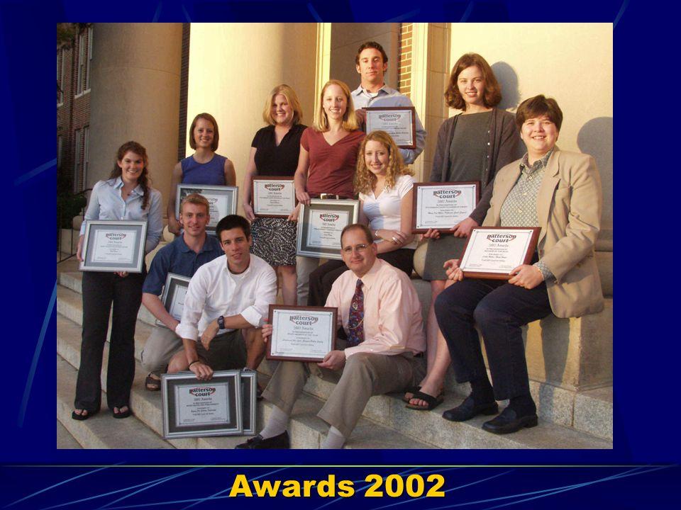 Awards 2002