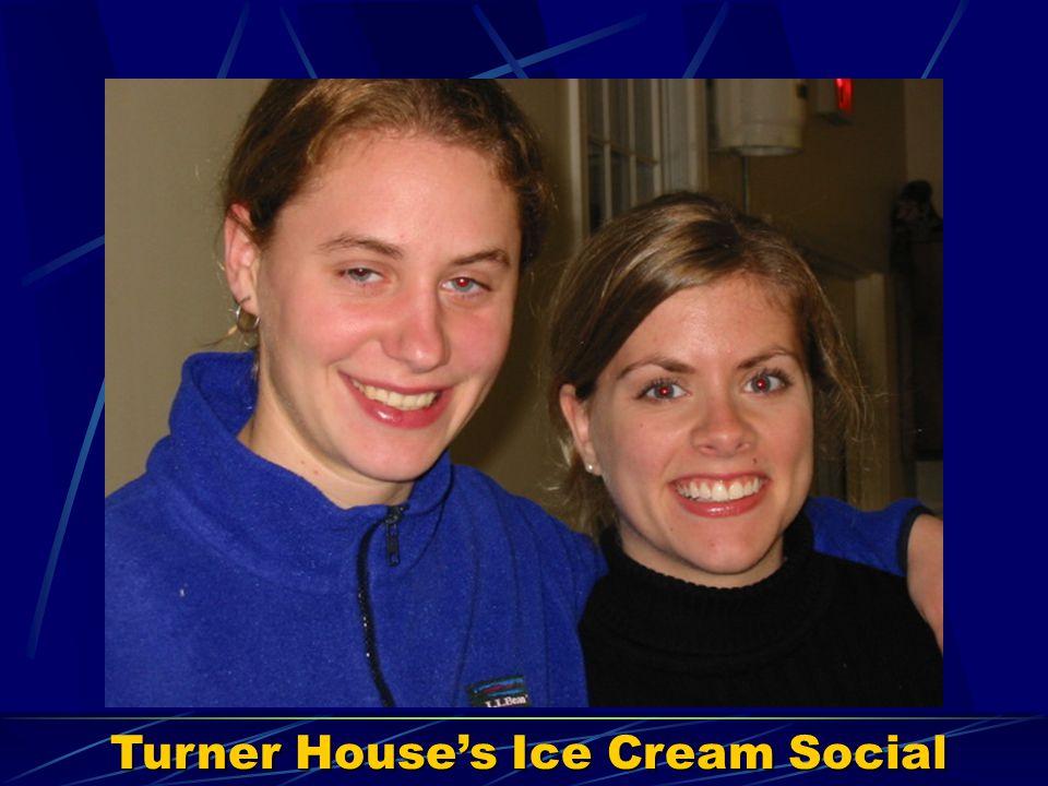 Turner Houses Ice Cream Social