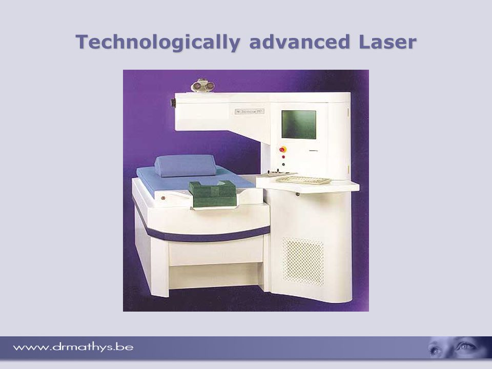 Technologically advanced Laser