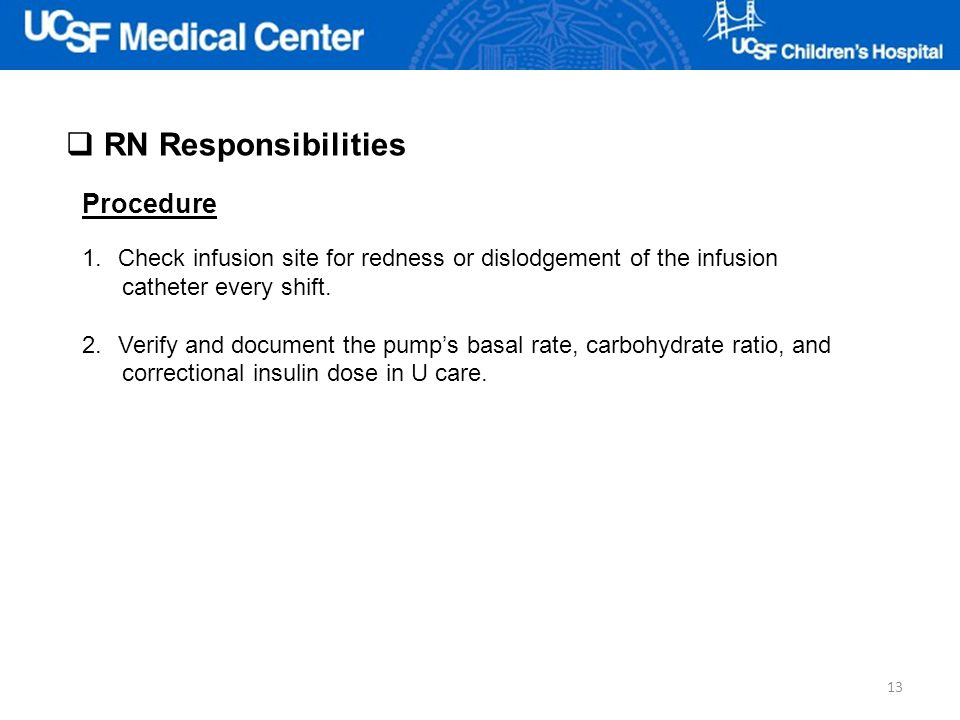 RN Responsibilities continued: Documentation in UCARE 14