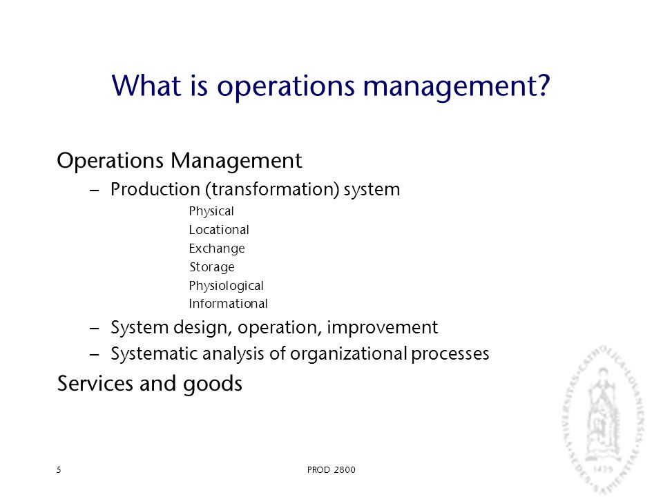 PROD 28006 Core services Basic service dimensions operations management FLEXIBILITY COST DELIVERY QUALITY