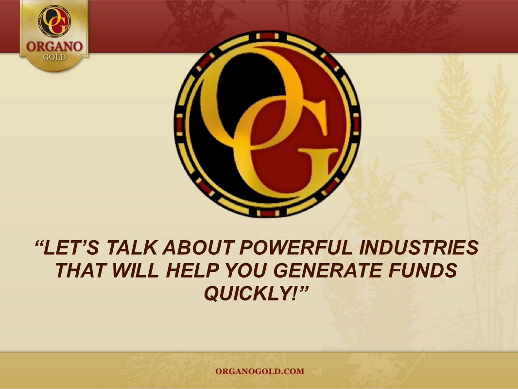 OG capitalizes on 3 Powerful Industry Trends at one time.
