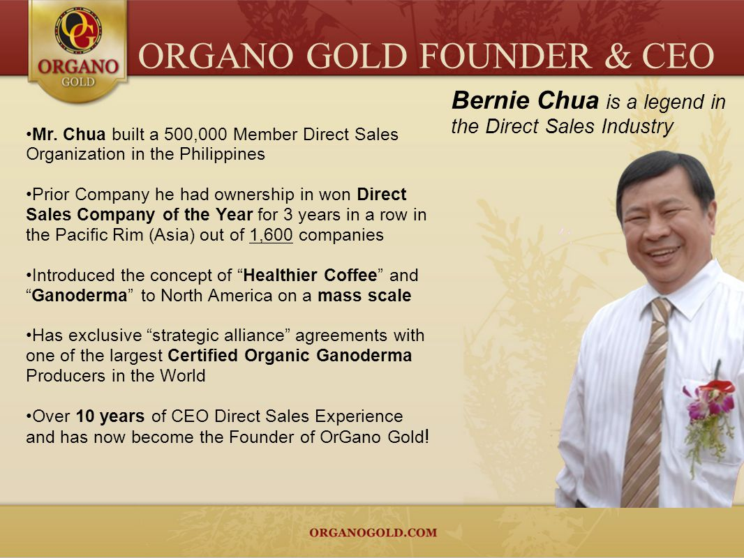 What makes OG Coffee Healthier? LETS TALK ABOUT THE MIRACLE.... 100% CERTIFIED ORGANIC GANODERMA!
