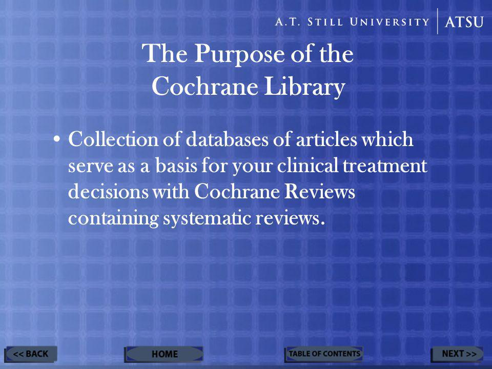 Form a relevant question according to the procedures in Step 1 with respect to the patient and his preferences.Step 1 Now its time to do a literature search.