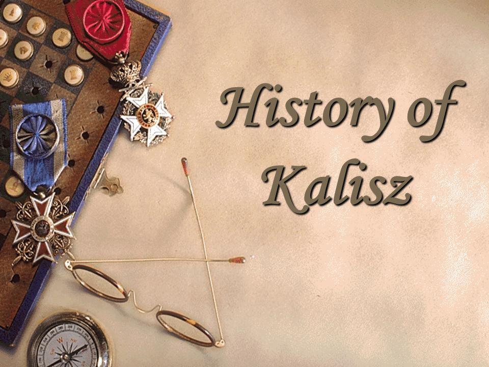 History of Kalisz