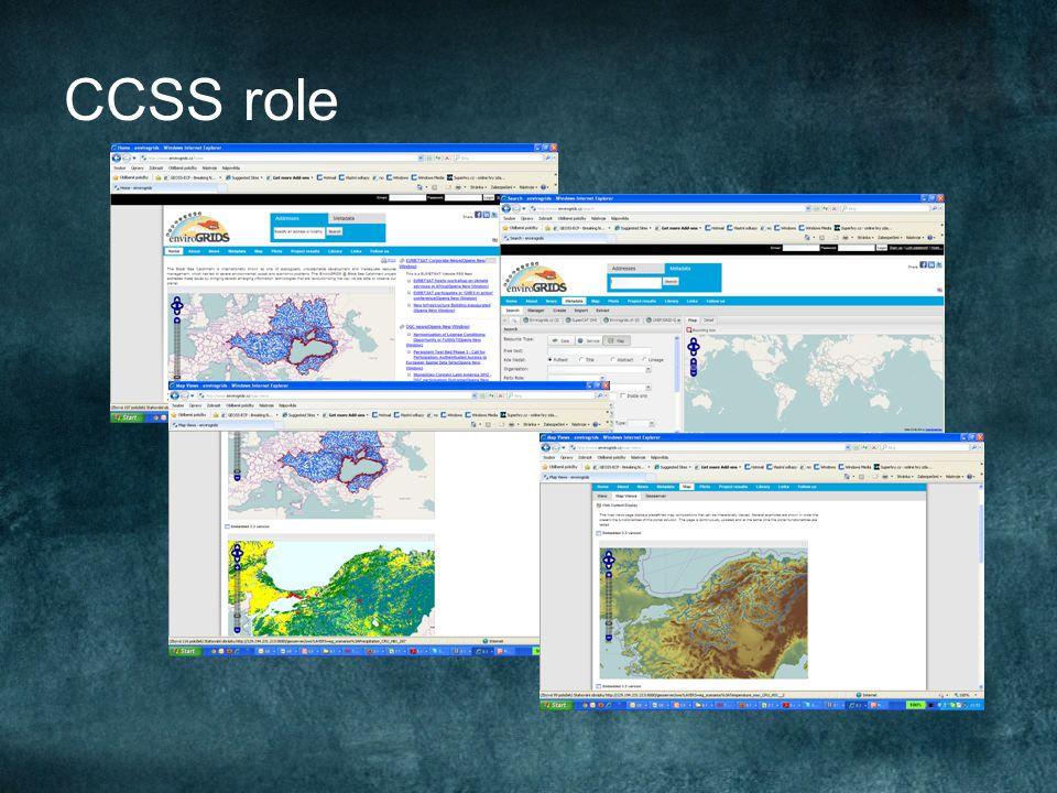 CCSS role