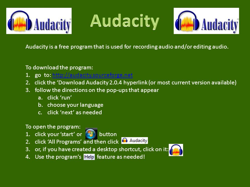 Here is a basic overview of the program (part 1): http://www.youtube.com/watch?v=N7BuceavV-Y