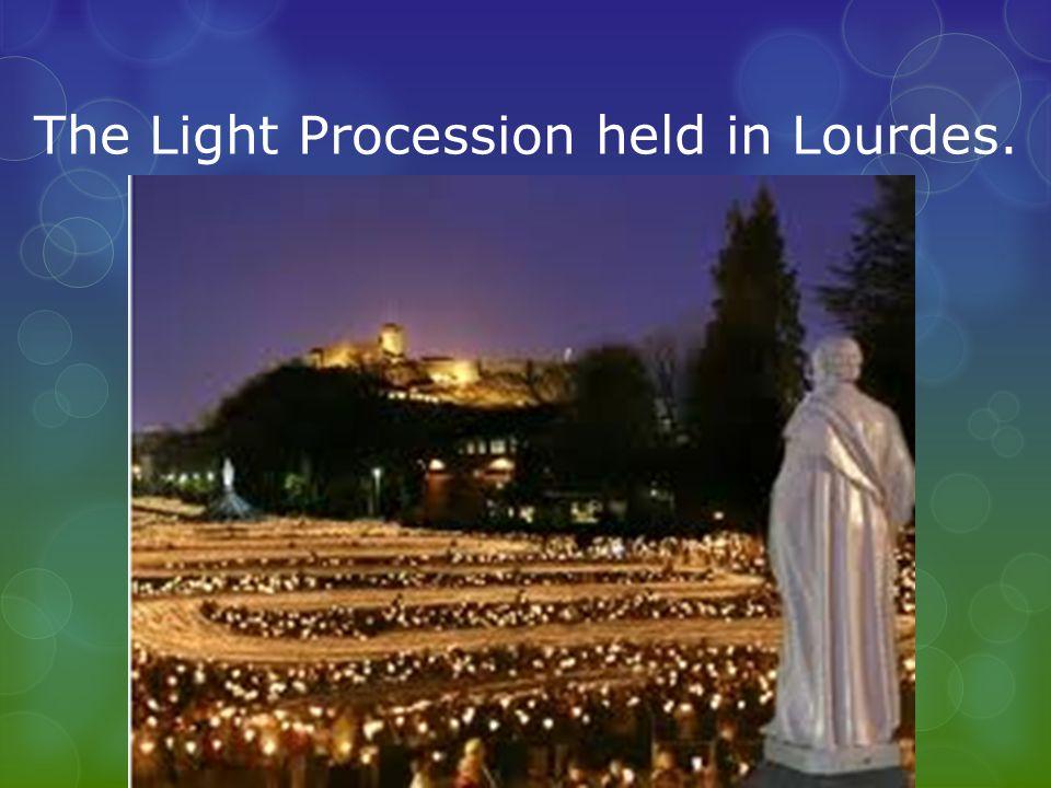 Our Lady of Lourdes Basilica.
